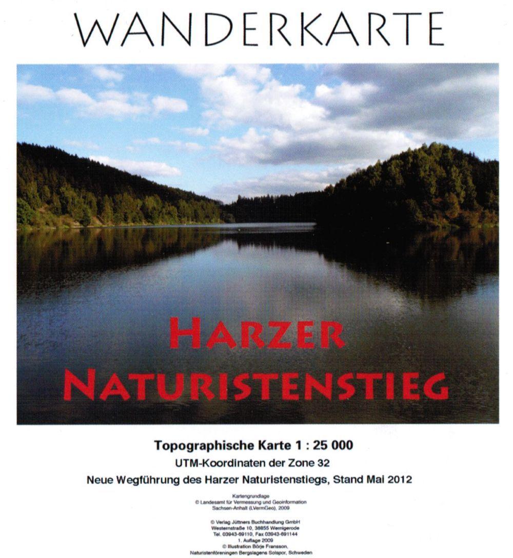 Harzer Naturistenstieg - Die Nacktwanderer - Naturisten